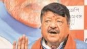 BJP ready to welcome Dinesh Trivedi: Kailash Vijayvargiya after TMC MP resigns from Rajya Sabha