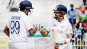 2nd Test: R Ashwin, Virat Kohli showed it's survival of the fittest in these conditions, says Pragjyan Ojha
