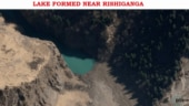 Lake formation near Rishiganga could pose new threat, satellite images show