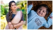 Meghana Raj's son turns 4 months, she says it's been sheer happiness and sleepless nights