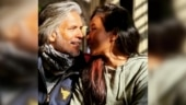 Milind Soman shares romantic pic with Ankita Konwar, says he loves her more every day