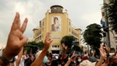 First Thailand, now Myanmar: Asia protesters borrow from 'Hunger Games'