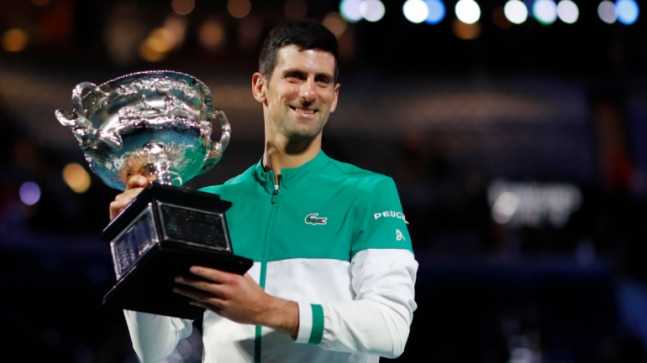 Australian Open 2021: Novak Djokovic is scarily fit, will win a few more Grand Slam titles - Sania Mirza - India Today