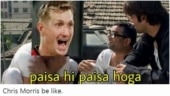 Glenn Maxwell and Chris Morris star in hilarious IPL auction memes. See best ones