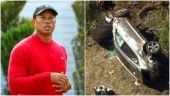 Tiger Woods transferred to Los Angeles Hospital for further treatment after rollover crash