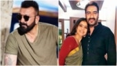Sanjay Dutt wishes Kajol and Ajay Devgn on their 22nd wedding anniversary