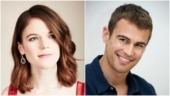 Rose Leslie and Theo James to star in drama series The Time Traveler's Wife