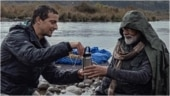 PM Modi features in Bear Grylls's favourite throwback pic from Man Vs Wild. Viral post