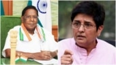 Victory of people of Puducherry: CM Narayanasamy on 'BJP agent' Kiran Bedi's removal as LG