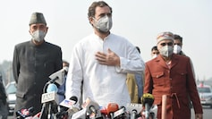 rahul gandhi north-south comment row