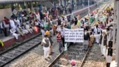 Rail roko protest: Farmers block tracks in Punjab, Haryana; officials stop trains at stations