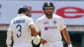 India vs England: Don't understand why there is discussion about Ajinkya Rahane's form, says Rohit Sharma