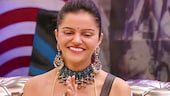 Rubina Dilaik is contending to win Bigg Boss 14 trophy.