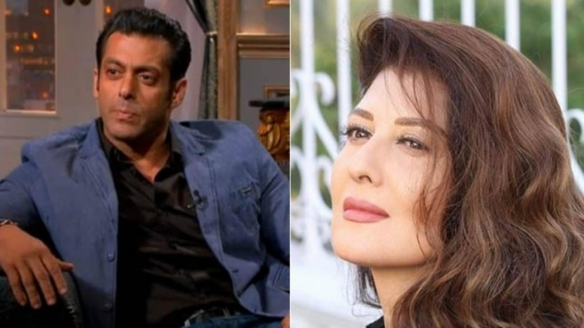 Salman Khan and Sangeeta Bijlani in a wedding video from 33 years ago. Trending, of course - India Today
