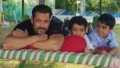 Salman Khan's new pic with little boys go viral, fans say cute kids