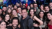 Salman Khan in epic selfie with Govinda, Bobby Deol and Shraddha Kapoor