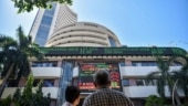 Indian shares sink ahead of GDP data; financials, ONGC weigh