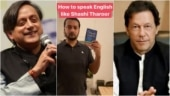 Shashi Tharoor loves Pak comedian's video on his English, asks him to make on Imran Khan