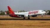 SpiceJet flight makes emergency landing in Kolkata after smoke seen in cabin