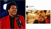 The Weeknd's Super Bowl 2021 halftime performance becomes a viral meme. Best ones
