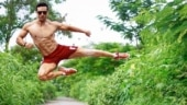 Tiger Shroff's new stunt video will blow your mind. Kriti Sanon, Krishna Shroff react