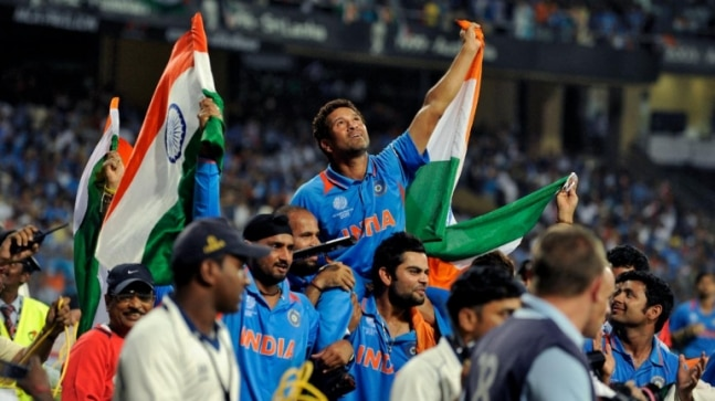 Lifting Sachin Tendulkar on my shoulders and winning 2 World Cups best moments of my career: Yusuf Pathan - India Today
