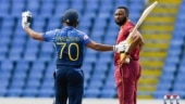 Out or not out? Bizarre dismissal in West Indies-Sri Lanka ODI sparks controversy