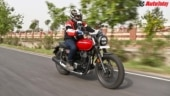 Honda CB350 RS First Ride Review