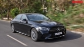 Mercedes Benz E-Class review, first drive