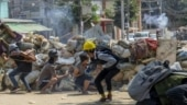 Deadly violence resumes in Myanmar after peaceful protests