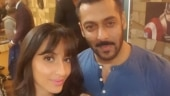 When Nora Fatehi clicked the coolest selfie with Salman Khan. See throwback pic
