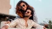 Suyyash Rai can't stop laughing at wife Kishwer Merchantt's mood swings during pregnancy