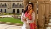 Sara Ali Khan's new day, new week, new month begins in Jaipur. See pics