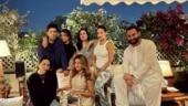 Kareena Kapoor, Saif Ali Khan spend quality time with Malaika and Karisma. See pics