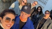 Priyanka Chopra and Nick Jonas reunite with family in London. See pics from fam jam