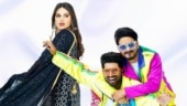 Himanshi Khurrana's new music video Palazzo 2 is a peppy number. Song out now