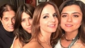 Sussanne Khan shares happy pic with her girl squad. Ekta Kapoor has a sweet reaction