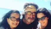 Shraddha Kapoor holidays in Maldives with baapu Shakti and mommy Shivangi