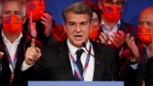 Barcelona elect Joan Laporta as president for 2nd time