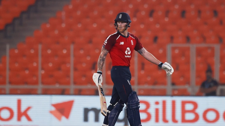 England all-rounder Ben Stokes. (Reuters Photo)