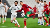 2022 World Cup Qualifiers: Ronaldo's Portugal beat Azerbaijan, France held 1-1 by Ukraine