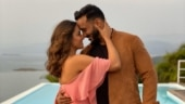 Anita Hassanandani wishes husband Rohit Reddy on birthday with romantic video
