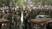 Delhi: Protest erupts in Tilak Nagar after death of Nigerian national
