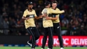 New Zealand vs Australia: Crowds back in stands as teams gear up for trans-Tasman T20I decider in Wellington
