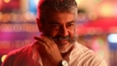 Thala Ajith goes on an auto ride in Chennai. Viral pics and video