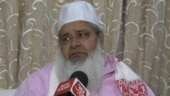 BJP will be ousted from Assam, says AIUDF chief Badruddin Ajmal