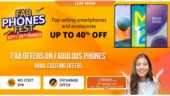 Amazon Fab Phones Fest live: Deals on Xiaomi, OnePlus, Oppo, Vivo, and other phones