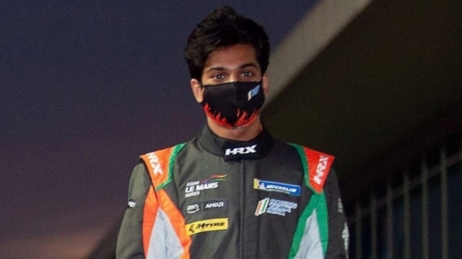 Arjun Maini to race with Mercedes-AMG Team GetSpeed in ...