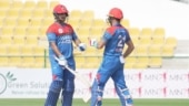 Asghar Afghan equals MS Dhoni's record of most wins as T20I captain