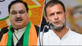 BJP president JP Nadda takes a jibe at Congress over Assam's identity